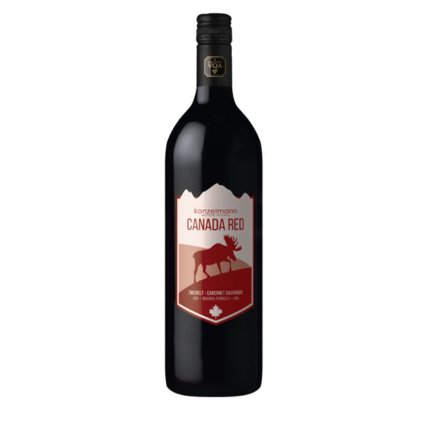 2018 Canada Red