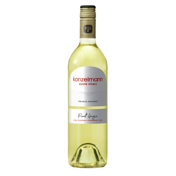 Konzelmann Estate Winery 2018 Pinot Grigio