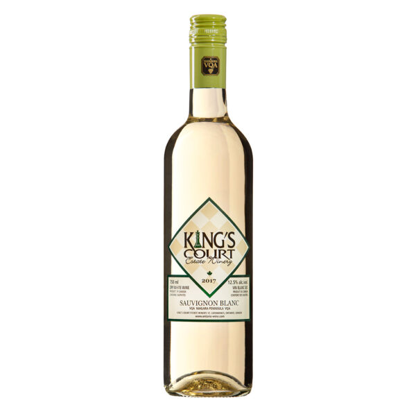 King's Court Estate Winery 2017 Sauvignon Blanc