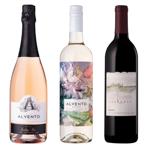 Vegan Goddess Wine Collection